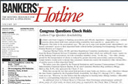 Banker's Hotline Newsletter